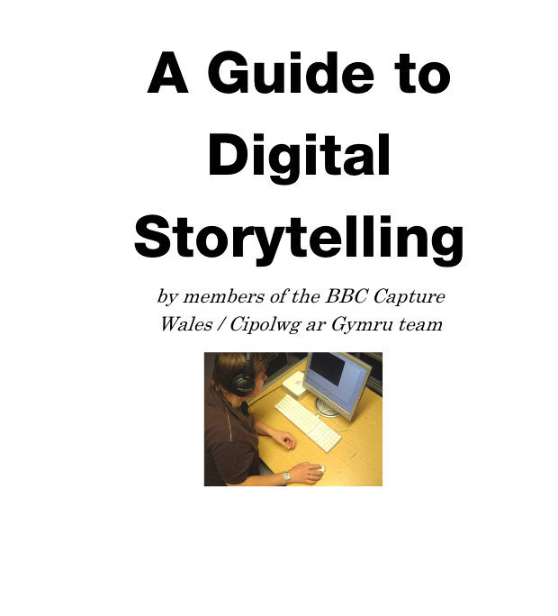 A guide to digital storytelling